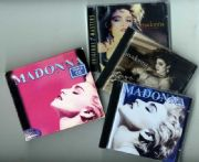 MADONNA 3 FOR ONE - AUSTRALIA  3x CD ALBUM BOX SET